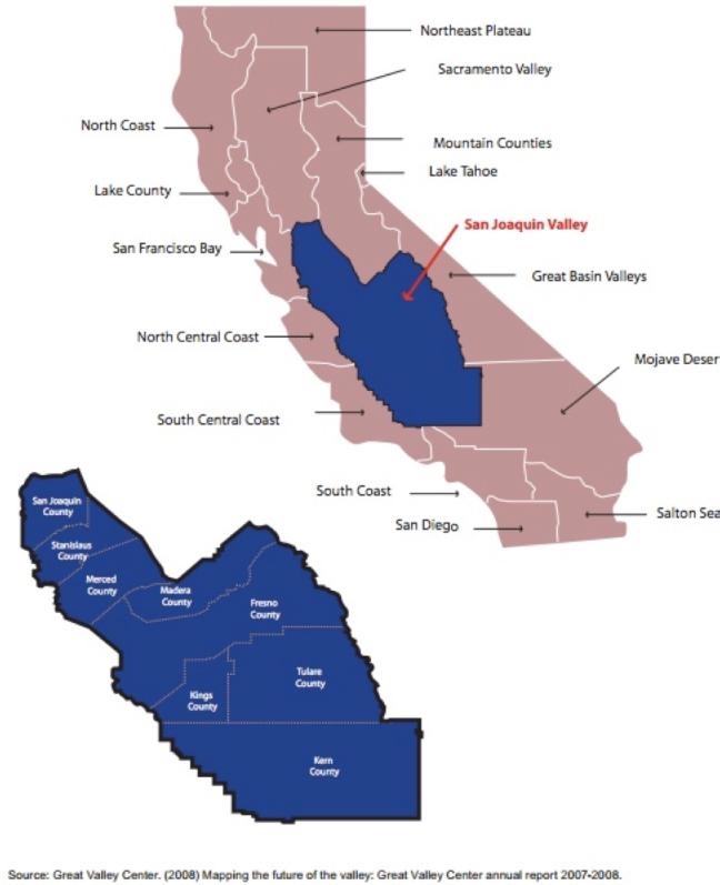 CV Map